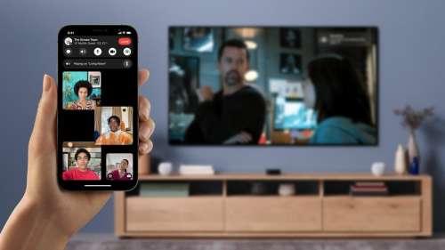 SharePlay activé sur iOS 15, les apps tierces vont en profiter