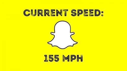Snapchat supprime le dangereux filtre «vitesse»