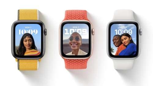 watchOS 8.0.1 est disponible avec plusieurs correctifs pour l'Apple Watch Series 3
