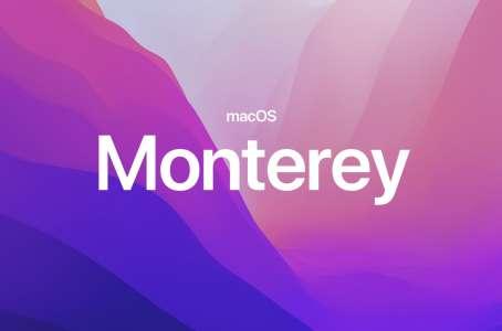 macOS Monterey sort le 25 octobre, la RC est disponible