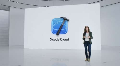 Apple parle des outils comme Xcode Cloud et Swift Playgrounds