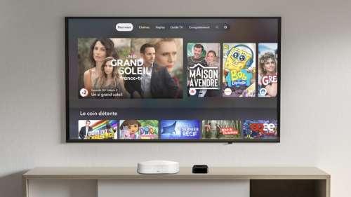 Free propose une Apple TV 4K 2021 à ses abonnés pour 2€/mois