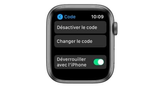 Un bug dans iOS 14.7 empêche de déverrouiller l'Apple Watch via l'iPhone