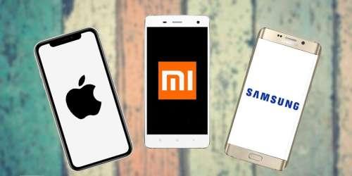 T2 2021 : Xiaomi est numéro 1 en Europe devant les Galaxy de Samsung et l'iPhone d'Apple