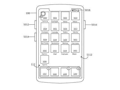 Apple dépose un brevet pour une interface utilisable sous l'eau