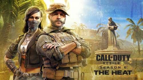 Call of Duty Mobile : la saison 6