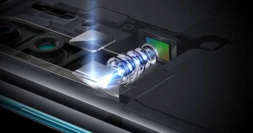 Apple dépose un brevet de caméra périscopique pour iPhone