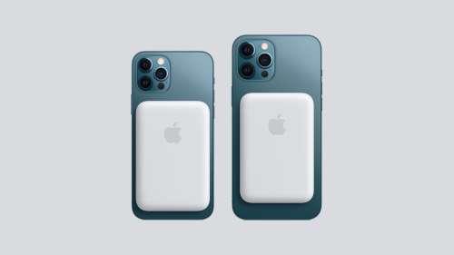 Apple enregistre un nouveau chargeur MagSafe pour l'iPhone 13