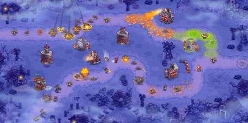 JUNKTOWN : un jeu de tower defense par les créateurs de Kingdom Rush