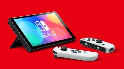 Nintendo nie se faire plus de marge sur la Switch OLED