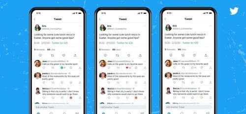 Twitter teste enfin un bouton