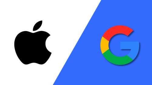 Google accuse la régulation de l'Union Européenne d'avoir ignoré Apple