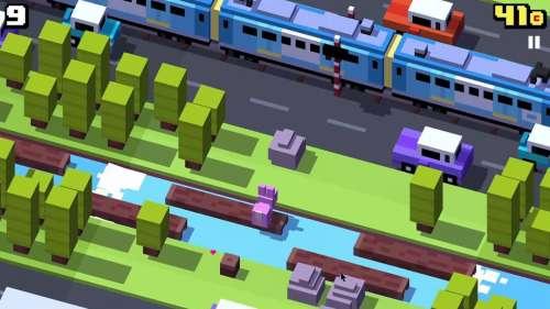 Crossy Road+ débarque bientôt sur Apple Arcade