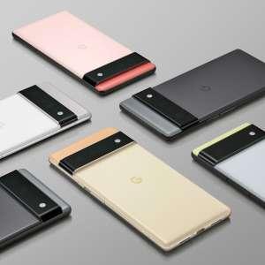 On connaît déjà tout du Google Pixel 6 avant sa présentation officielle