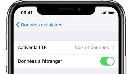 Certains clients n'ont pas de réseau avec iOS 14.7.1