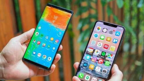 L'intérêt envers les iPhone 13 est en baisse chez les utilisateurs Android