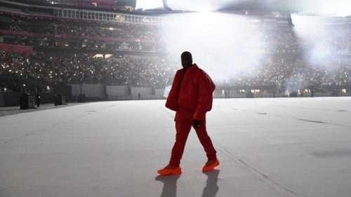 Kanye West bat un record sur Apple Music avec son nouvel album Donda