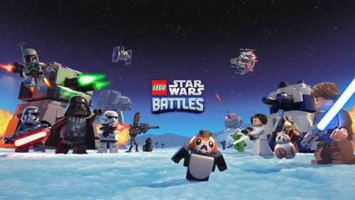 LEGO Star Wars Battles arrive bientôt sur Apple Arcade