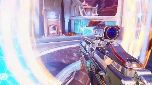 Le Halo en ligne Splitgate annoncé sur Switch et mobiles