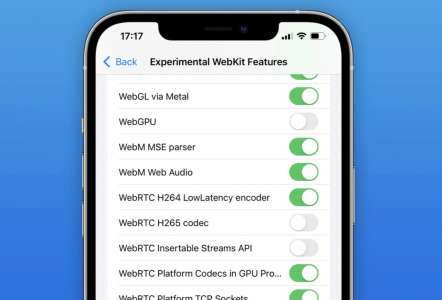 Safari sur iOS 15 intègre le codec WebM, Steve Jobs s'y était opposé