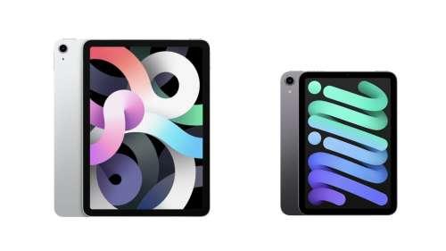 Pourquoi l'iPad mini 6 est meilleur que l'iPad Air 4