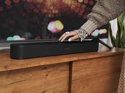Sonos annonce la Beam 2 avec le Dolby Atmos 3D à 499€