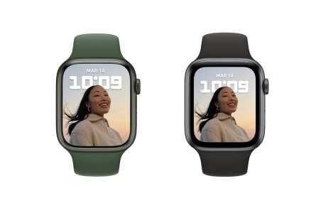 Comparatif : Apple Watch 7 Vs Apple Watch 6 / 5 / SE / 4 / 3