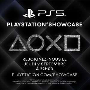 Sony annonce un PlayStation Showcase dédié à l'avenir de la PS5 !