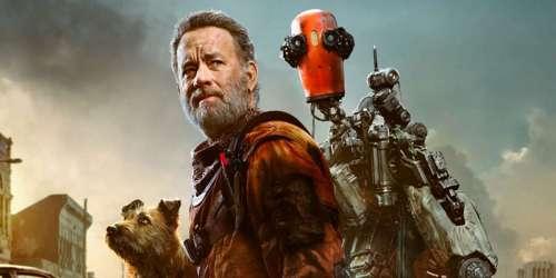 Apple TV+ : une première bande-annonce pour le film Finch avec Tom Hanks
