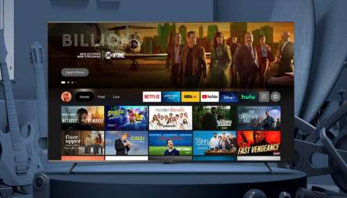 Amazon dévoile ses premières télévisions : Fire TV Omni et Series 4