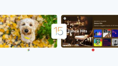 YouTube Music et Google Photos s'offrent des widgets XL sur iPadOS 15