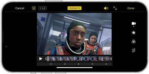 Apple explique comment elle a créé le mode Cinématique
