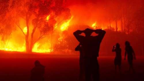 Google Maps va afficher le suivi des incendies en temps réel