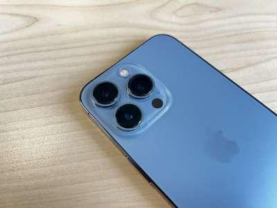 Apple parle de la révolution de l'appareil photo de l'iPhone 13 Pro