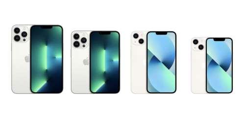 Où acheter les iPhone 13, iPhone 13 Mini, iPhone 13 Pro et iPhone 13 Pro Max