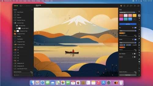 La fonction Super Resolution de Pixelmator est ultra rapide sur iPad mini 6