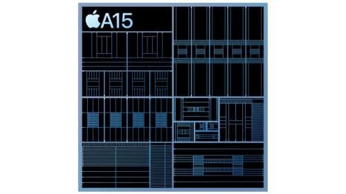 Benchmark : le GPU de l'iPhone 13 Pro est 55% plus rapide, le CPU +18%