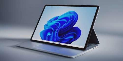 Microsoft annonce les Surface Pro 8, Surface Laptop Studio et Surface Go 3