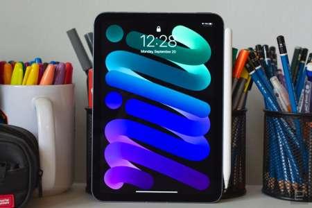 Un drôle d'effet gélatineux lors du scroll sur iPad Mini 6