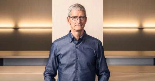 Tim Cook dans la liste des personnes les plus influentes du magazine TIME en 2021