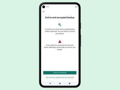 WhatsApp va chiffrer les sauvegardes dans le cloud