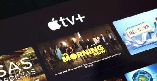 Apple TV+ : seulement 35,6 millions d'abonnés en 2026