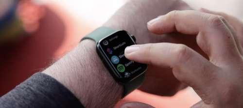 Apple Watch Series 7 : les premiers tests vidéos sont disponibles