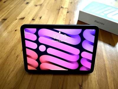 Test de l'iPad mini 6 : le meilleur des deux mondes ?