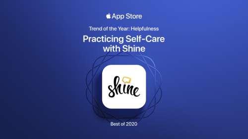 Tim Cook parle de Shine et du miracle économique de l'App Store