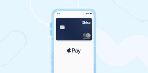 Shine propose le paiement via Apple Pay pour ses comptes professionnels