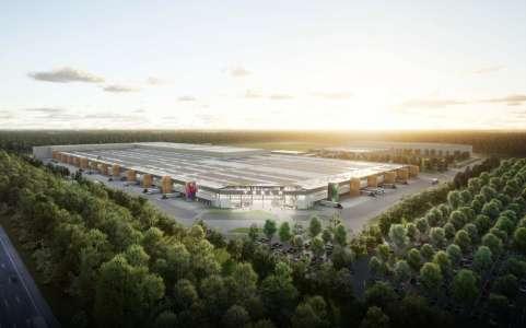 Tesla fête le lancement prochain de l'usine Tesla Giga Berlin