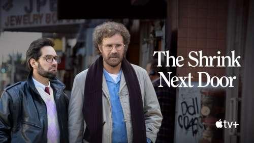 Un trailer vidéo pour The Shrink Next Door sur Apple TV+