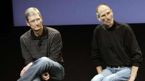 Tim Cook rend hommage à Steve Jobs dans une note à ses employés