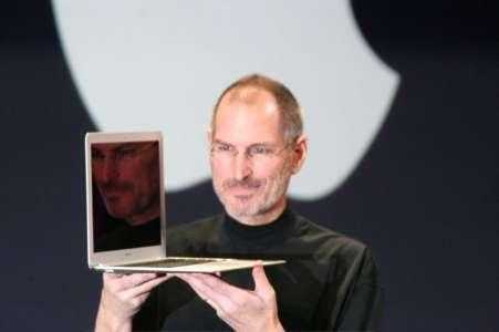 Steve Jobs évoquait le MacBook Air 15 pouces en 2007 !